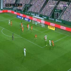 Elche 1-0 Valencia - Jose Antonio Fernandez Pomares 19'