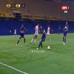 Esteban Andrada penalty save - Boca Juniors 0-0 Caracas