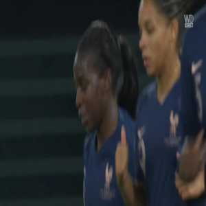 France W 6-0 North Macedonia W - Viviane Asseyi scissor kick 55'