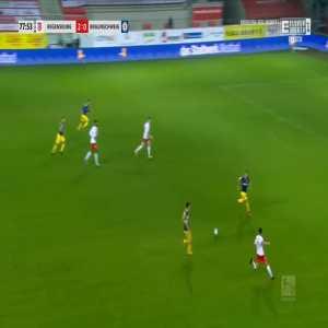Jahn Regensburg 3-0 Eintracht Braunschweig - Albion Vrenezi 78'