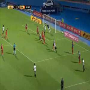 Libertad 1-0 Independiente Medellín - Adrian Emmanuel Martinez 4'