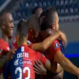 Libertad 1-[1] Independiente Medellín - Larry Johan Angulo Riascos great strike 37'