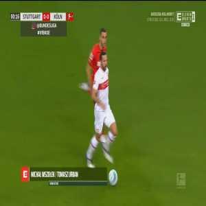 Stuttgart 1-0 FC Köln - Orel Mangala 1'