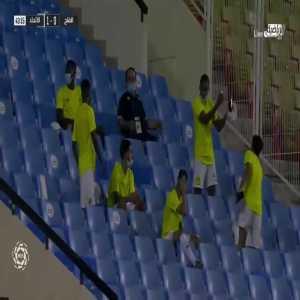 Al Fateh 0 - [1] Al Ittihad — Romarinho 43' — (Saudi Pro League - Round 2)