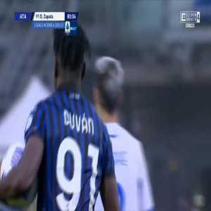 Atalanta [1]-2 Sampdoria - Duván Zapata PK 80'