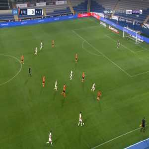 Basaksehir 1-[1] Antalyaspor - Lukas Podolski 14'
