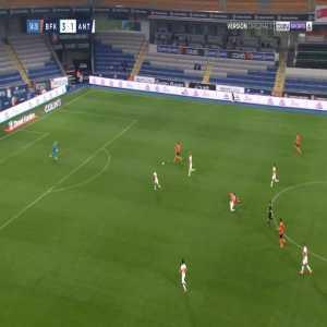 Basaksehir [4]-1 Antalyaspor - Enzo Crivelli 35'
