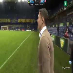 Brøndby 2-[3] FC Midtjylland - Erik Sviatchenko 90'+4'
