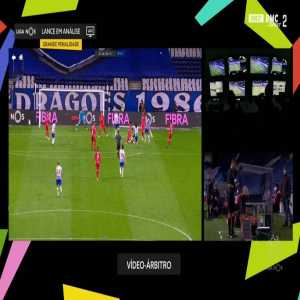 Denis (Gil Vicente) penalty save against FC Porto 59'