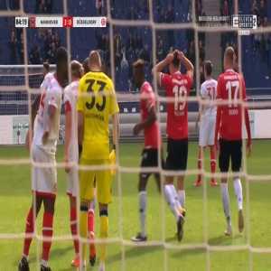 [Ekstraklasaboners] Hannover 3-0 Fortuna Düsseldorf - Florian Kastenmeier OG 84'