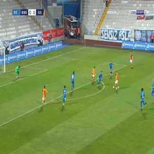 Erzurum BB 0-1 Galatasaray - Emre Kilinc 20'