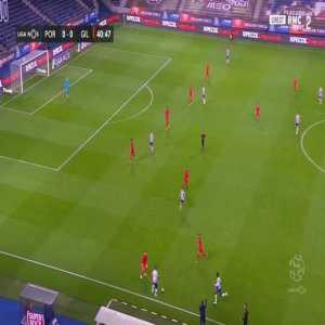 FC Porto 1-0 Gil Vicente - Evanilson 41'