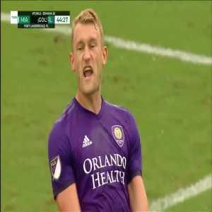 Inter Miami [1]-1 Orlando City - Robin Jansson OG 45'