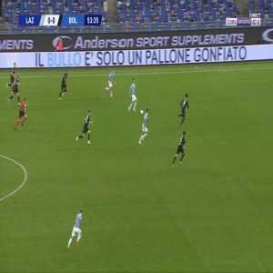 Lazio 1-0 Bologna - Luis Alberto 54'