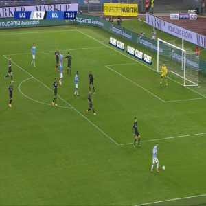 Lazio 2-0 Bologna - Ciro Immobile 76'