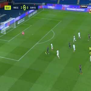 PSG 3-0 Dijon - Kylian Mbappe 82'