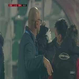Sepsi Sf. Gheorghe [1]-0 Dinamo Bucuresti - Achahbar 29' great goal
