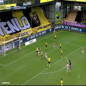 VV-Venlo 0-[4] AFC Ajax - Dusan Tadic 45'