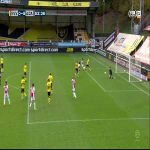 VV Venlo 0-[5] Ajax | Lassina Traore 54'