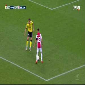 VV Venlo 0-[9] Ajax | Lassina Traore 65'