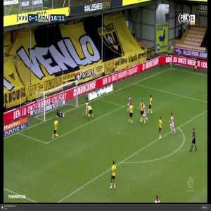 VVV-Venlo 0-[2] AFC Ajax - Lassina Traoré 17'