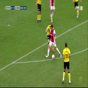 VVV Venlo 0-[3] Ajax | Lassina Traore 32'