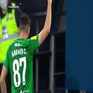 Zenit St. Petersburg 1-[1] Rubin Kazan - Đorđe Despotović 43'