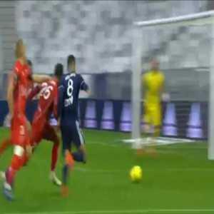 Bordeaux 1-0 Nîmes - Jimmy Briand penalty 80'