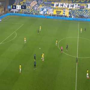 Fenerbahce 0-1 Trabzonspor -Benik Afobe 23'