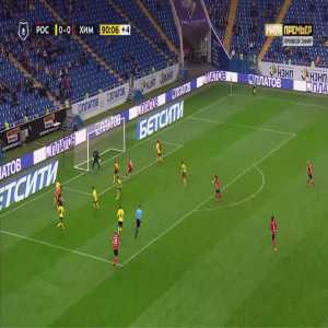 FK Rostov 0-1 Khimki - Reziuan Mirzov 90'+1'