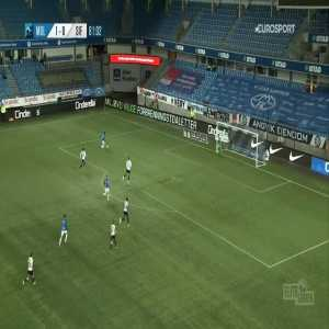 Molde 2-0 Strømsgodset - Leke James 82'