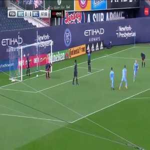 New York City FC [1]-0 Montreal Impact - J. Medina 68'