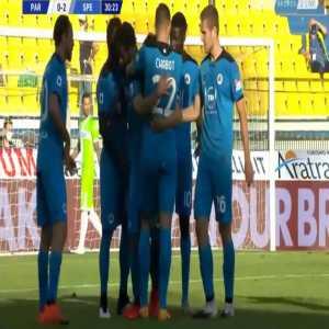 Parma 0-2 Spezia - Kevin Agudelo 31'