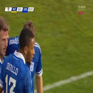 Petrolul Ploiesti 0-[1] FC U Craiova - Baeten 12' great goal
