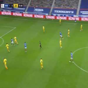 Rangers [2]-0 Livingston - Defoe 16'