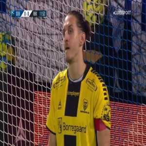 Sarpsborg 08 0-1 Rosenborg - Dino Islamović PK 13'