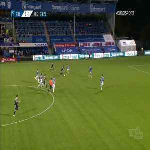 Sarpsborg 08 0-2 Rosenborg - Pa Konate 24'