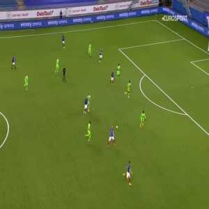 Vålerenga 1-0 Kristiansund - Viðar Örn Kjartansson 59'