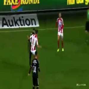 Aalborg 1-[3] Vejle: Saeid Ezatolahi 90'+1'