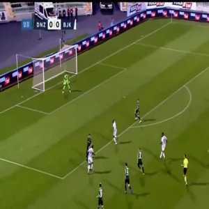 Denizlispor 0 - [1] Beşiktaş - Atiba Hutchinson 13'