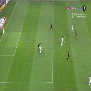 Liga1 Romania - FCSB [2] : 0 FC Hermannstadt / Dennis Man 11'