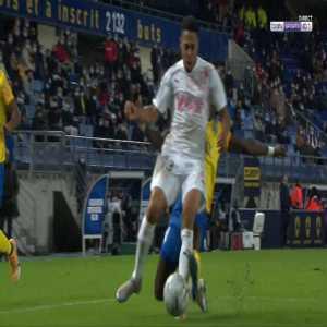 Sochaux 0-1 Amiens - Amadou Ciss penalty 90'+2'