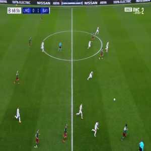 Lokomotiv Moscow [1] - 1 Bayern Munich - Miranchuk 70'