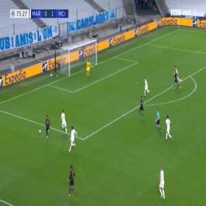 Marseille 0-2 Manchester City - Ilkay Gundogan 76'