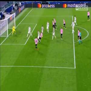 Juventus 0-0 Barcelona: Griezmann off the post 2'