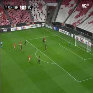 Benfica 3-0 Standard Liège - Pizzi 76'