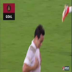 Orlando City 3-[1] Atlanta Utd - Erick Torres 87'
