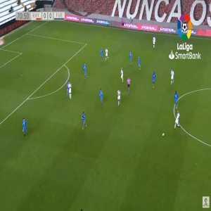 Rayo Vallecano 1-0 Fuenlabrada - Andres Martin 71'