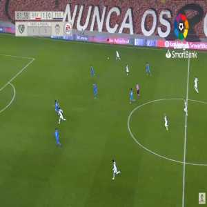 Rayo Vallecano 2-0 Fuenlabrada - Antonin 82'