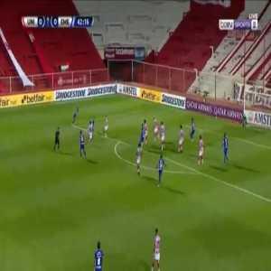 Union Santa Fe 0-1 Emelec - Facundo Barcelo 43'